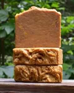 Carrot Castile Soap